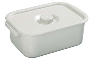 Bariatric Commode Bucket and Cover