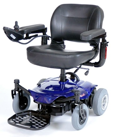Cobalt X23 Rear Wheel Drive Travel Power Wheelchair