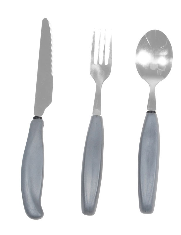 Fork with Large Grip