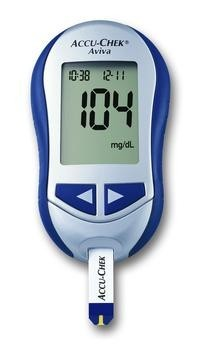 ACCU-CHEK Aviva System Blood Glucose Monitoring System , Ea