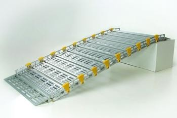 "30"" Roll-A-Ramp -SP, Ea, 9"