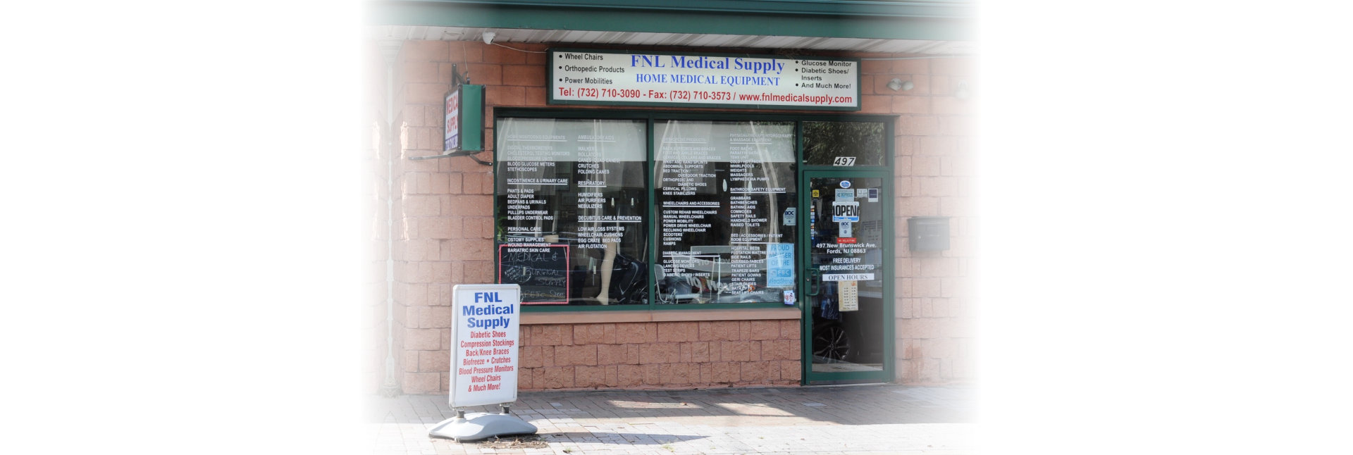 About Us | Medical Supply in New Jersey | FNL Medical Supply