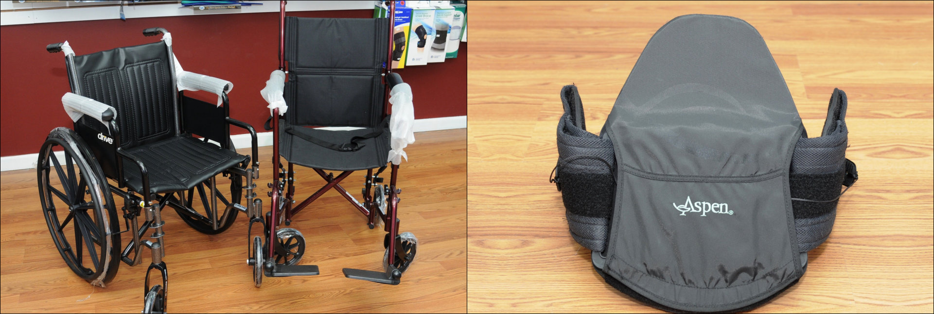 Wheelchair and Medical Product